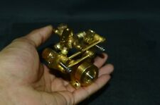 New Twin Cylinder Marine Steam Engine Model(M2B)Live Steam