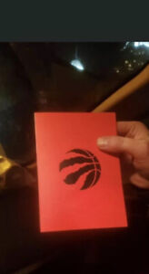 Kyle Lowry Jersey giving to me from kyle lowry with proof