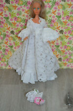 vintage PETRA PLASTY Donna Sommerwind blond in 5814 Brautkleid