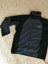 The North Face Windstopper Summit Series Fleece Jacket Gray Black XL GORE TEX