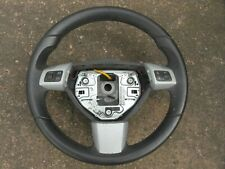 VAUXHALL ASTRA H MK5 STEERING WHEEL 2004-2010 LEATHER EFFECT SRI SXI