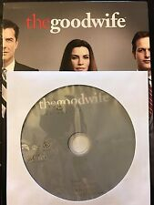 The Good Wife - Season 2, Disc 5 REPLACEMENT DISC (not full season)
