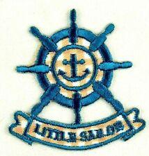 Applikation zum Aufbügeln  Bügelbild  3-030  Ruder Little Sailor
