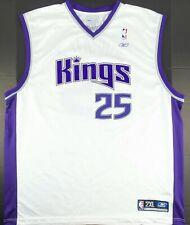 Vintage Reebok Sacramento Kings Darius Songaila Basketball Jersey Size Mens 2XL