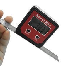 LCD Magnet Digitale Winkelmesser Winkelmessgerät Neigungsmesser Inklinometer