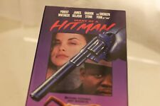 Diary of a Hitman 1991 Rare OOP VHS Forest Whitaker, James Belushi, Sharon Stone