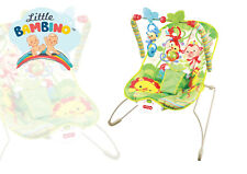 Baby Toddler Rocker Bouncer Safe Vibrating Chair Soothing Music Vibrating Toys