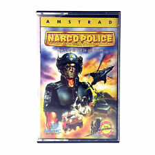 NARCO POLICE - DINAMIC SOFTWARE ESPAÑA 1991 SLY NARCOPOLICE AMSTRAD CPC CASSETTE