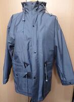 Bywater wasserdichte  Herren Reitjacke, Farbe: grau/schwarz Gr.S, UVP 86 €