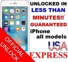 APPLE IPHONE 6+ | 6 | 5S | 5C | 5 AT&T SEMI PREMIUM FACTORY UNLOCK CODE SERVICE