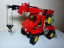LEGO Technic Power Crane (8854) with original instructions