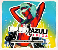 Club Azuli IBIZA - FUTURE SOUND OF THE DANCE UNDERGROUND.   New Sealed 2CD