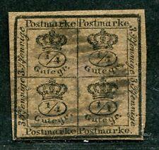 BRAUNSCHWEIG 1857 8a gest TADELLOS gepr BPP 120€(J4748