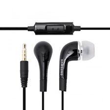For Samsung Galaxy S8 - BLACK OEM HANDSFREE HEADSET WIRED EARBUDS EARPHONES