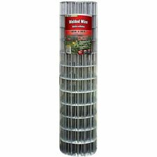 "YardGard 308302B Galvanized Welded Wire Fence, 14-Gauge, 4""x2"" Mesh, 48""x50'"