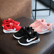 Boys' Girls Sport Running Toddler Shock Unisex Kids Baby Infants Trainers Shoes
