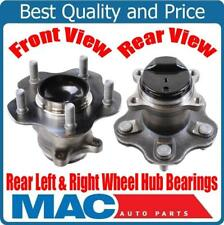 (2) 100% New REAR Wheel Bearing & Hub Assembly For 13-16 Nissan Sentra