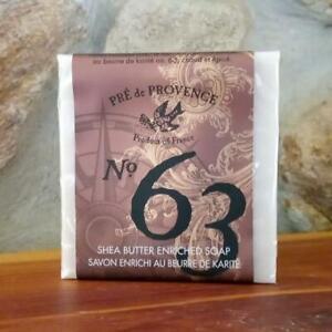 PRE de PROVENCE No. 63 Men's Shea Butter Enriched Soap 7oz - Made In France