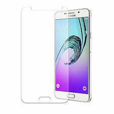 Clear Tempered Glass Screen Protector Front Films for Samsung Galaxy J7 (2015)
