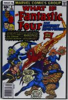 "What If #6 Comic Book Cover 2"" X 3"" Fridge / Locker Magnet. Fantastic Four"