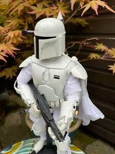 1/6th scale Sideshow / Hottoys Boba Fett Prototype Armour - Boxed  **LOOK**