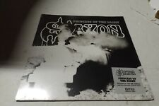 """Saxon - Princess Of The Night & Fire in the Sky - 7"""" Clear Vinyl -  RSD 2018 new"""
