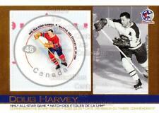 2003 Canada Post Pacific #4 Doug Harvey