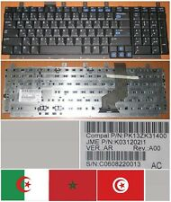 QWERTY KEYBOARD ARABIC HP DV8000 DV8100 DV8200 PK13ZK31400, K031202I1 403809-171