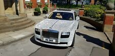 Diamond Rolls Royce Wedding Car Hire - UK's 1 and ONLY