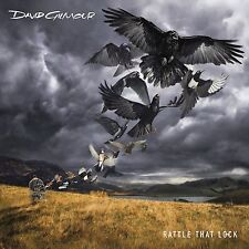 DAVID GILMOUR Rattle That Lock Vinyl LP 2015 (10 Tracks) NEW & SEALED Pink Floyd