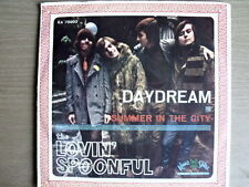 """The Lovin' Spoonful - Day Dream Summer in The City -  45 RPM  7"""" Vynil [D1]"""