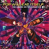 CD POP WILL EAT ITSELF THE LOOKS OR THE LIFESTYLE ~RARE