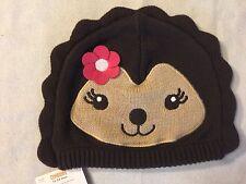 Gymboree Hedgehog  warm fall spring  winter hat