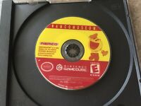 Namco Museum (Nintendo GameCube, 2002) disc only