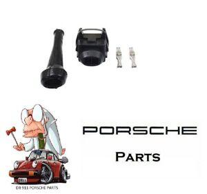 PORSCHE Fuel Injector Connector Kit (70-08) 1.287.013.003 GENUINE BOSCH