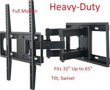 Husky TV Wall Mount Swivel 32 40 42 47 65 Inch LED LCD Flat Screen