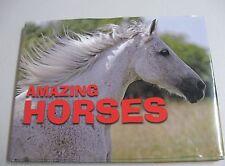 Amazing Horses by Tom Jackson, Shady Creek 2012, Juvenile,Educational,Hardcover