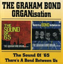 Graham Bond, Graham - Sound of 65 / Bond Between Us [New CD]