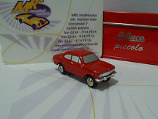 "Schuco Piccolo 05746 #  OPEL Kadett B Rally in rot "" Jahresmodell 2015 ""  NEU !!"