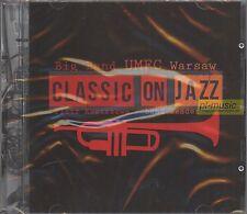 = Big Band UMFC Warsaw - CLASSIC ON JAZZ - Piotr Kostrzewa- band leader / CD