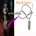 Remake Necklace Claire Cosplay Costume Accessories Halloween