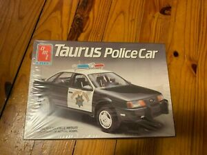 AMT Ford Taurus Police Car Model