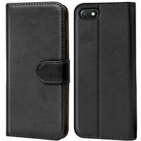 Book Case für Xiaomi Redmi 6a Hülle Tasche Flip Cover Handy Schutz Hülle