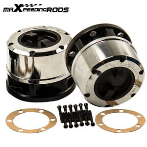 2PCS for Kia Sportage 4WD 95-02 Locking Hub Hubs 26 Tooth Manual HIGH QUALITY