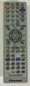 OEM Pioneer VXX2949 DVD Recorder Remote Control (Working 100%) DVR-RT500
