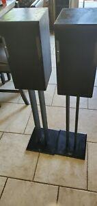 """JBL HLS610 Bookshelf Speakers Pair 2-Way 6.5"""" Woofers 125 Watts (Stands Seperate"""