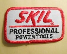 "Skil Professional Power Tools Patch - Uniform - 3 1/2"" x 2"""