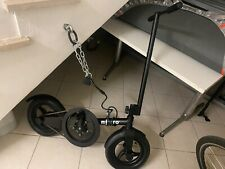 MICRO PEDALFLOW BLACK Pedal E-SCOOTER foldable
