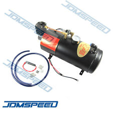 12V 150PSI TRUCK PICKUP ON BOARD AIR HORN AIR COMPRESSOR WITH 3 LITER TANK