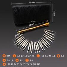 25 in 1 Precision Torx Screwdriver Set Cell Phone Repair Tool Kit iPhone Laptop